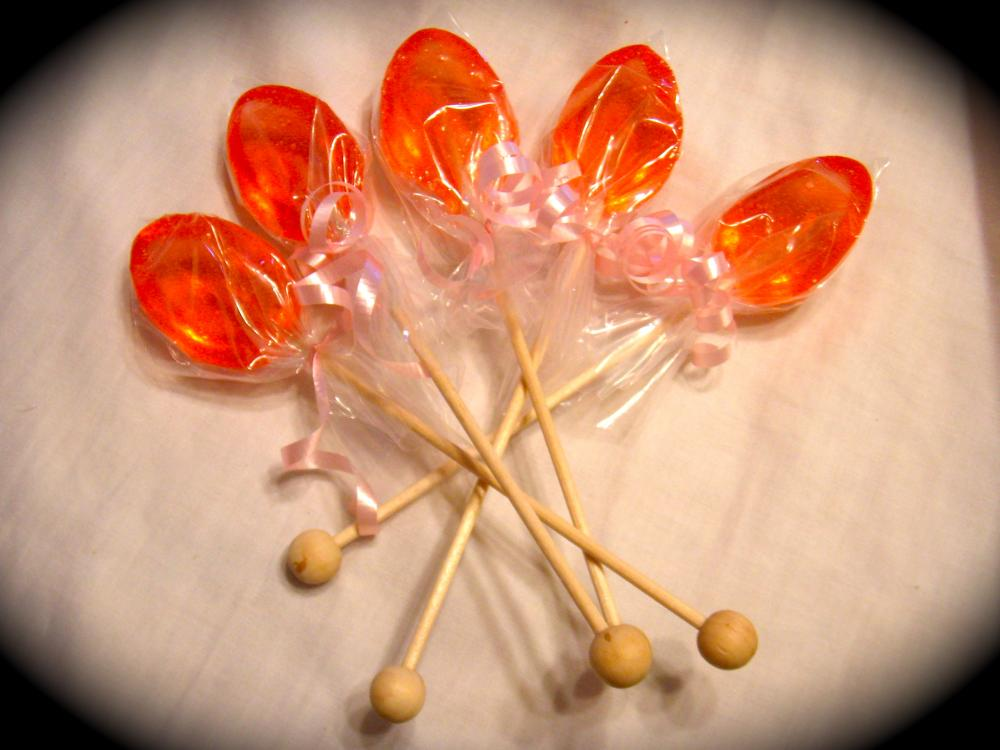 Tea Stirring Spoons- A Metabolic Blend. Made with Essential Oils